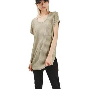 Topshop Slouchy Tunic Size 0